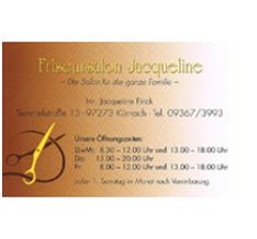 Friseursalon Jacqueline