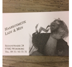 Kosmetik Lady & Men